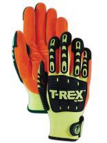 Magid TRX500T ProGrade Plus T-REX Men's Impact Glove, X-Large
