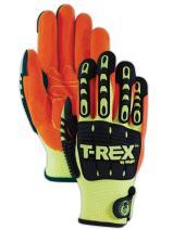 Magid TRX500T ProGrade Plus T-REX Men's Impact Glove, XX-Large
