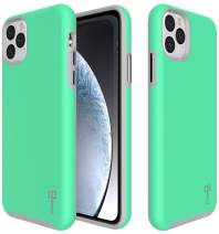 CoverON Slim Protective Hybrid Rugged Series for iPhone 11 Pro Max Case (2019), Mint Teal