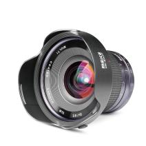 Meike 12mm f/2.8 Ultra Wide Angle Fixed APS-C Lens with Removeable Hood fit Fujifilm X Mount Mirrorless APS-C Camera X-T3 X-T100 X-Pro2 X-E3 X-T1 X-T2 X-T10 X-T20 X-A2 X-E2 X-E1 X30 X70 X-M1 XPro1,etc