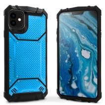 Evocel iPhone 11 Case Magnext Series with Magnetic Metal Back Plate for iPhone 11 6.1 inch, Blue