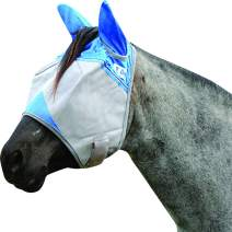 Cashel Crusader Standard Mule Donkey Fly Mask with Ears, All Sizes