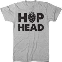 Hop Head Men's Modern Fit Tri-Blend T-Shirt