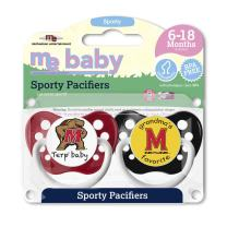 Michaelson Entertainment Pacifier, University of Maryland, 2 Count