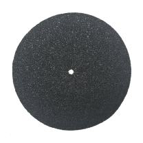 "Mercer Industries 407024 Floor Sanding Edger Disc, Silicon Carbide, Paper Back, 7"" x 5/16"" Hole, Grit 24F, 50 Pack"