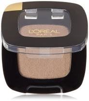 L'Oreal Paris Colour Riche Monos Eyeshadow, Cafe Au Lait, 0.12 oz.