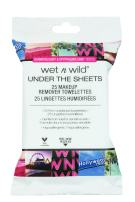 wet n wild Makeup Remover Towelettes, Makeup Remover Wipes, 25 Fluid Ounce