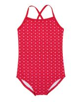 Leveret Kids Baby Girls One Piece Swimsuit UPF 50+ (Size 2 Toddler-6 Years)