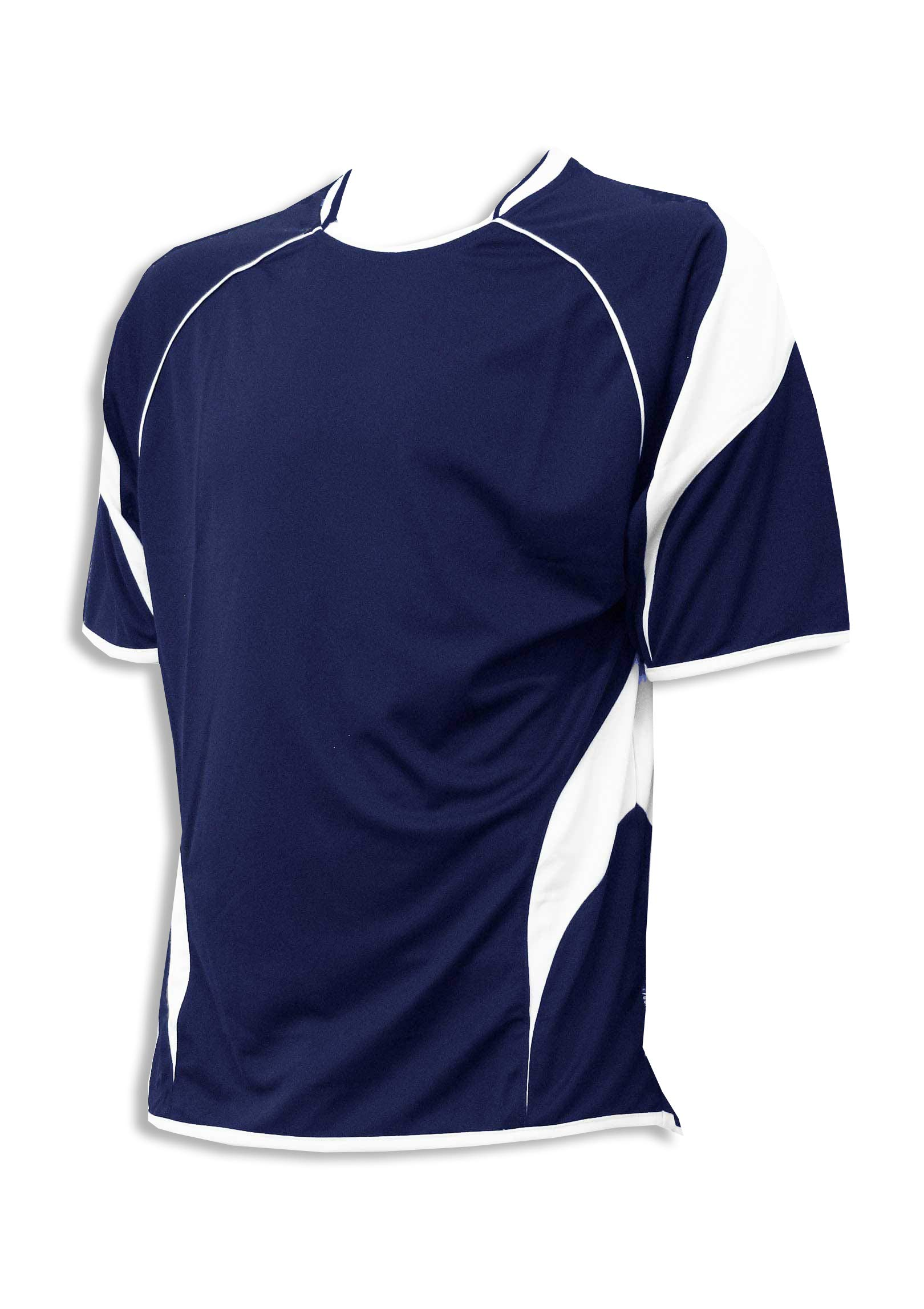 Velocity soccer jersey, personalized with player number