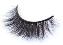 3D Luxurious Mink Fur Lashes Comfortable Cotton Band Handmand Long Soft Eyelashes Natural Extension(WM07)