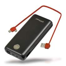 ExpertPower P249 20000mAh USB-C Input Ultra High Capacity External Battery Power Bank for Smartphone & Tablets