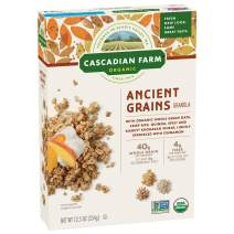 Cascadian Farm Organic Ancient Grains Granola, 12.5 oz