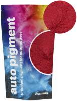 Hemway Premium Automotive Pearl Pigments for Use in Custom Automotive Paint, Plasti-Dip, Binders, Clear Coatings, Casting, Gel Coatings, Resin, Interior or Exterior Wall Paint, Powder Coating