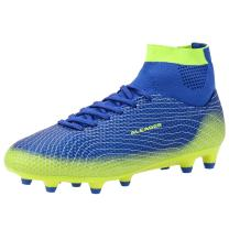 ALEADER Boy's Athletic Soccer Cleats Football Boots Shoes (Little Kid/Big Kid)