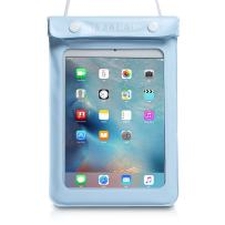 WALNEW Universal Waterproof eReader Protective Case Cover for Amazon Kindle Oasis/Paperwhite/Kindle 2019/Keyboard/Kindle Fire 7, Kobo Touch,Nook Simple Touch, iPad Mini, Lightblue