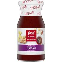 Food Network Kitchen Inspirations Japanese Style Teriyaki Cooking Sauce, 15 oz Bottle