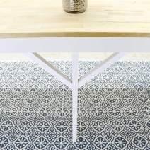Bohemian Tile Wall Stencil | DIY Home Decor Stencils | Paint Stencil for Walls, Furniture, Floors, Fabric