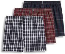 Jockey Men's Underwear Classics Full Cut Boxer - 3 Pack
