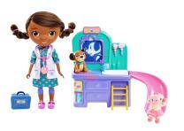 Doc McStuffins Pet Clinic Doll
