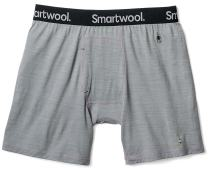 Smartwool Men's Base Layer Bottom - Merino 150 Wool Pattern Active Boxer Briefs