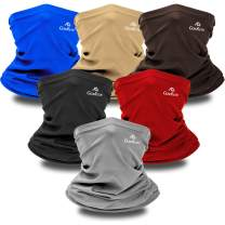 Neck Gaiter Sun Protection Face Cover Mask Women Men Cooling Neck Scarf Bandana for Hiking Cycling Fishing
