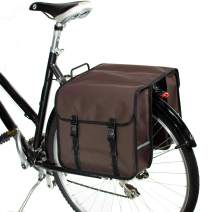 BikyBag Classic Double Panniers Bag Fashion Bicycle Cycle Bike Women's - Mens