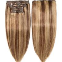 Remy Thick Double Weft 14.11 Inch - #beige