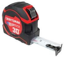 CRAFTSMAN Tape Measure 30-Foot (CMHT37730S)