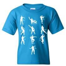 UGP Campus Apparel Emote Dances - Funny Youth T Shirt