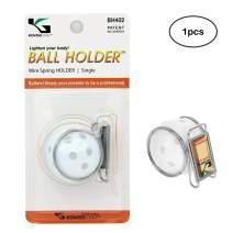 koviss Deluxe Golf Ball Clip Holder for Belt(Double)