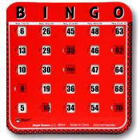 Regal Games Family Bingo 8 Card Booster Expansion Packs