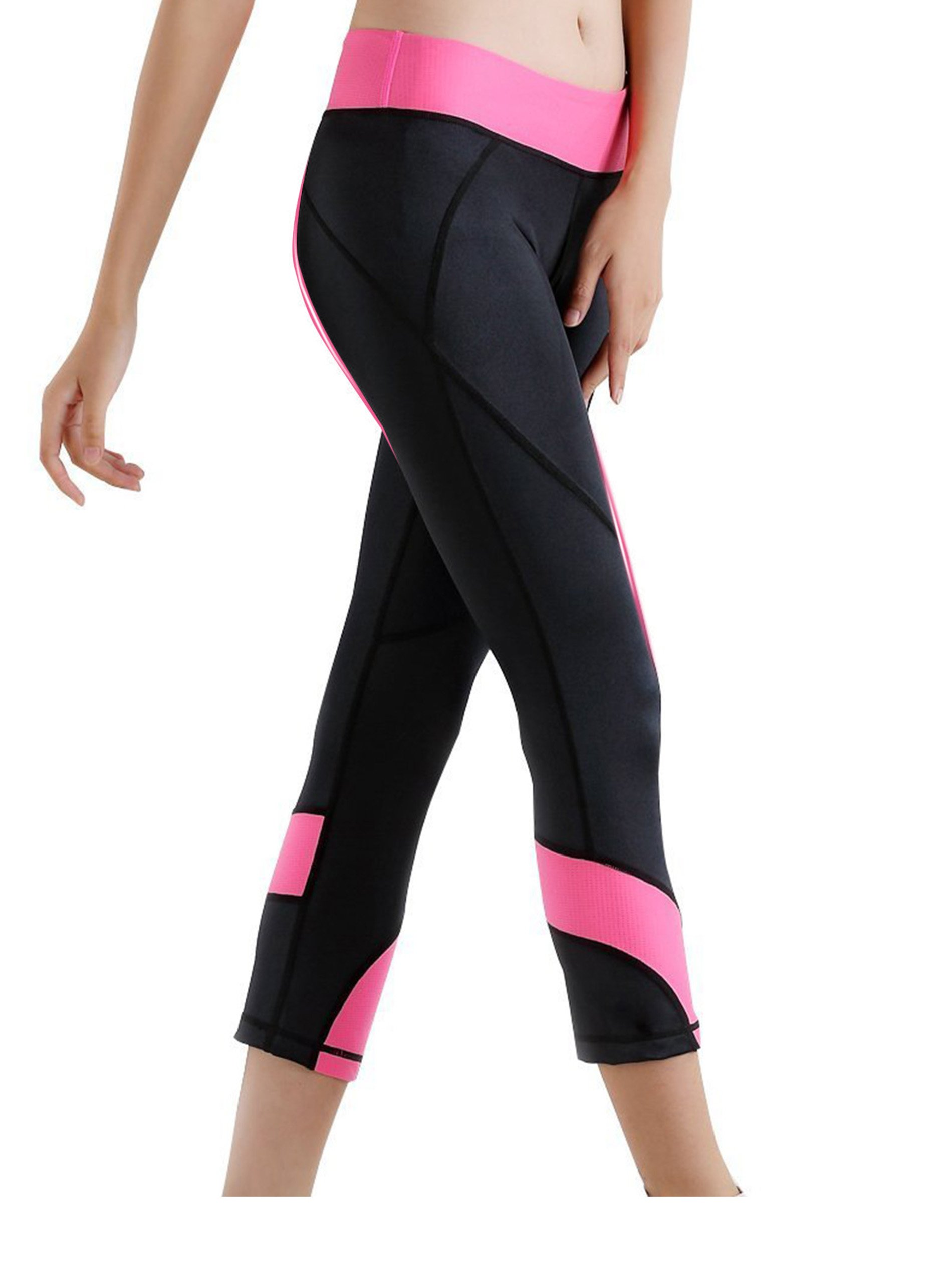 ZITY Funnyoga Reflex Women's Power Flex Workout Yoga Pants