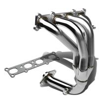 DNA Motoring HDS-MP01 Stainless Steel Exhaust Header Manifold