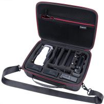 Smatree Mavic Air Carry Case Compatible for DJI Mavic Air, DA500 Travel Case for DJI Mavic Air Fly More Combo(Not for mavic pro/mavic platinum/Mavic Air 2)
