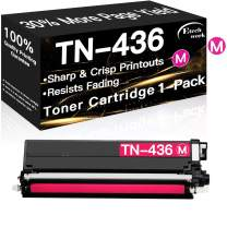 Etechwork Compatible Toner Cartridge Replacement for Brother TN436M TN-436M TN436 TN-436 Toners use with Brother MFC-L8900CDW MFC-L9570CDW HL-L8360CDW HL-L9310CDW Printer (Magenta)