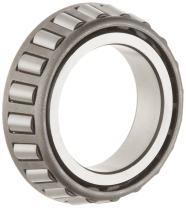 "Timken 18685 Tapered Roller Bearing, Single Cone, Standard Tolerance, Straight Bore, Steel, Inch, 1.7500"" ID, 0.6875"" Width"