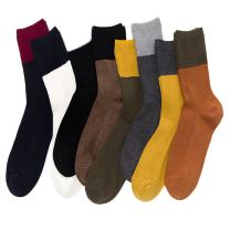 Lian LifeStyle Attractive Women's 8 Pairs Cotton Crew Socks Size 6-9 HR1754