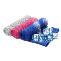 SHISHUO Cooling Towel - 3 Pack 85 x 30 cm Ice Cold Instant Relief Quick Dry Sweat Towel for Sports