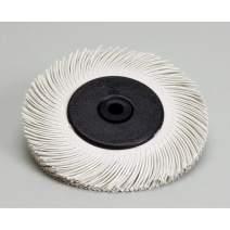 Scotch-Brite(TM) Radial Bristle Brush Replacement Disc T-C 120 Refill, 6000 RPM, 7.62 Diameter x 1 Width, 120 (Pack of 70)