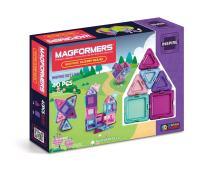 Magformers Solid Inspire Set (40-Pieces) Magnetic Building Blocks, Educational Magnetic Tiles Kit , Magnetic Construction STEM Set