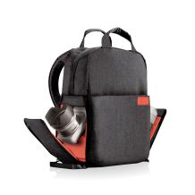 ELECOM offtoco 2 Style Backpack with Camera Storage Design, Choose Your Style, Up to 9.7inch Tablet Pocket/Black/DGB-S042BK