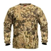 Kryptek Stalker Long Sleeve Camo Hunting Shirt (Stalker Collection)