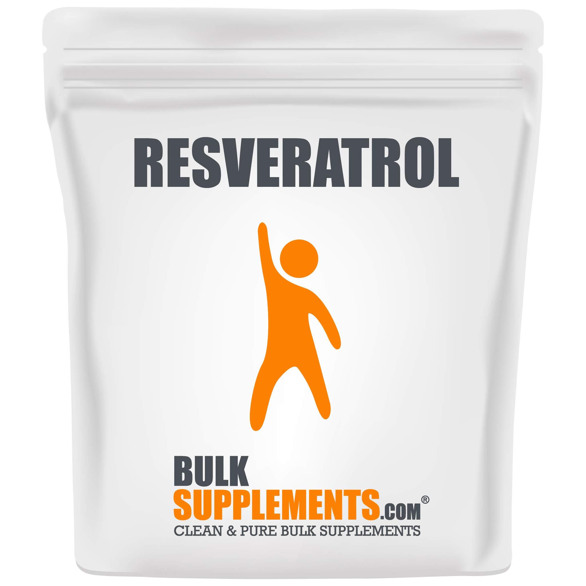 BulkSupplements Pure Resveratrol Powder (1 Kilogram)