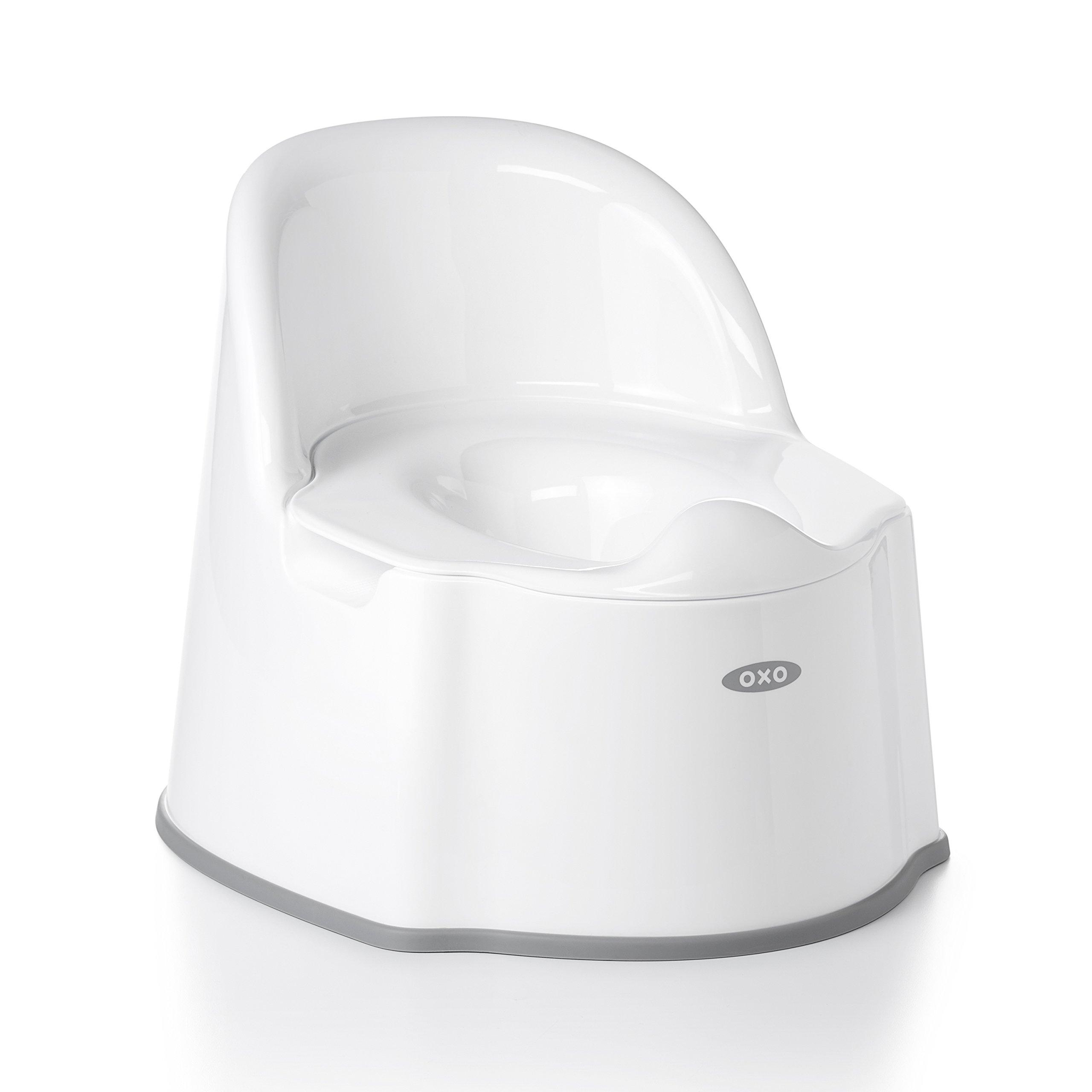 OXO Tot Potty Chair, White