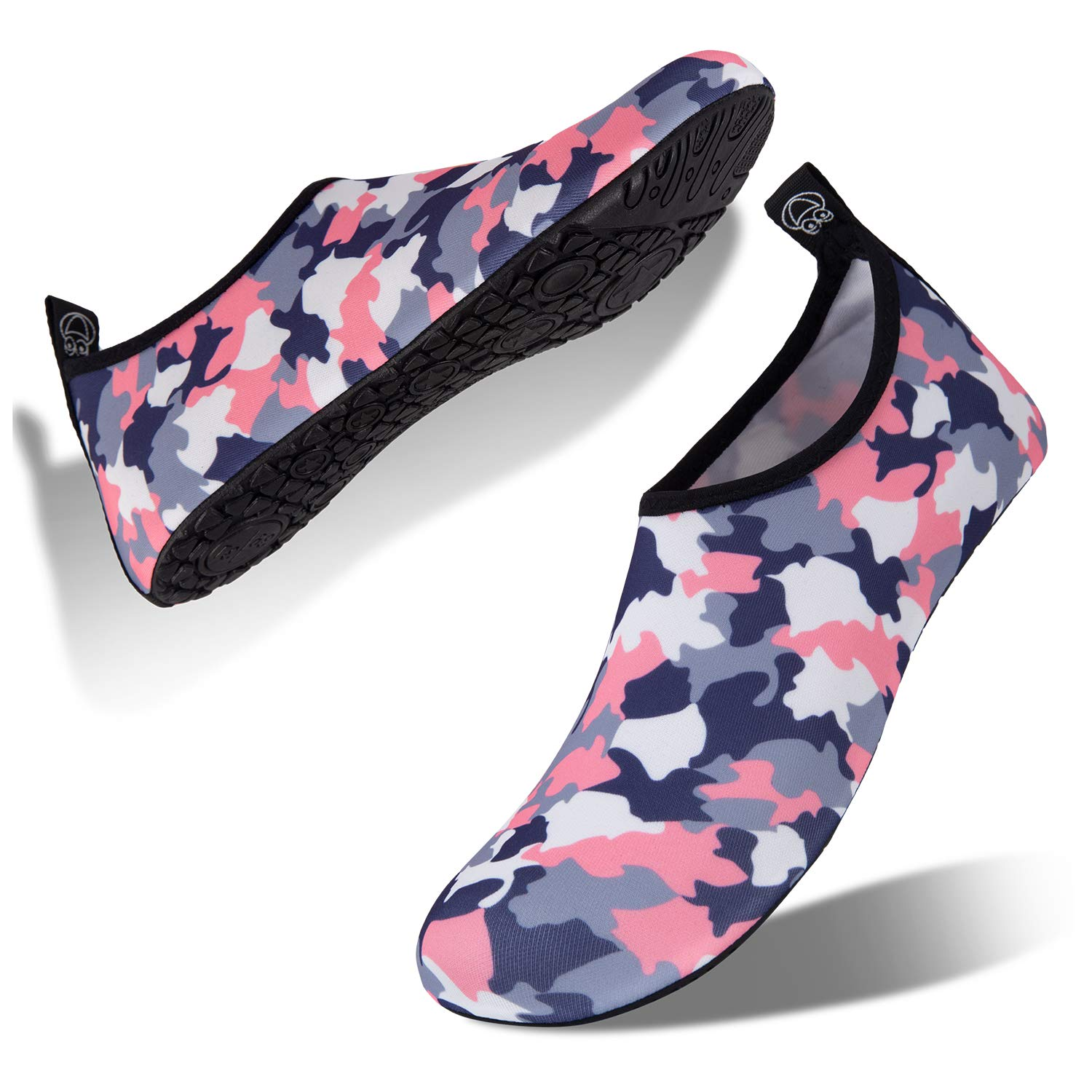 IceUnicorn Water Shoes Quick Dry Swim Aqua Barefoot Socks for Women Men