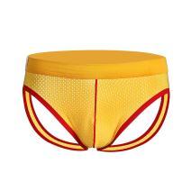 MASS21 Men's Jockstrap Supporter Low Rise Bulge Pouch Mesh Thong …
