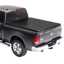 "Lund Genesis Roll Up, Soft Roll Up Truck Bed Tonneau Cover | 96062 | Fits 2000 - 2007 Dodge Dakota Quad Cab 5' 5"" Bed (64.9"")"