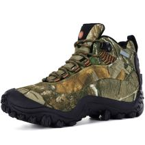 XPETI Men's Thermator Mid Waterproof Hiking Trekking Hunting Trail Outdoor Boot