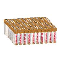 Tenergy 1.5V AA Alkaline Battery, High Performance AA Non-Rechargeable Batteries for Clocks, Remotes, Toys & Electronic Devices, Replacement AA Cell Batteries, 100 Pack