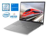 "ASUS VivoBook X512FA Laptop, 15.6"" FHD Display, Intel Core i7-8565U Upto 4.6GHz, 8GB RAM, 1TB NVMe SSD, HDMI, Card Reader, Wi-Fi, Bluetooth, Windows 10 Pro"